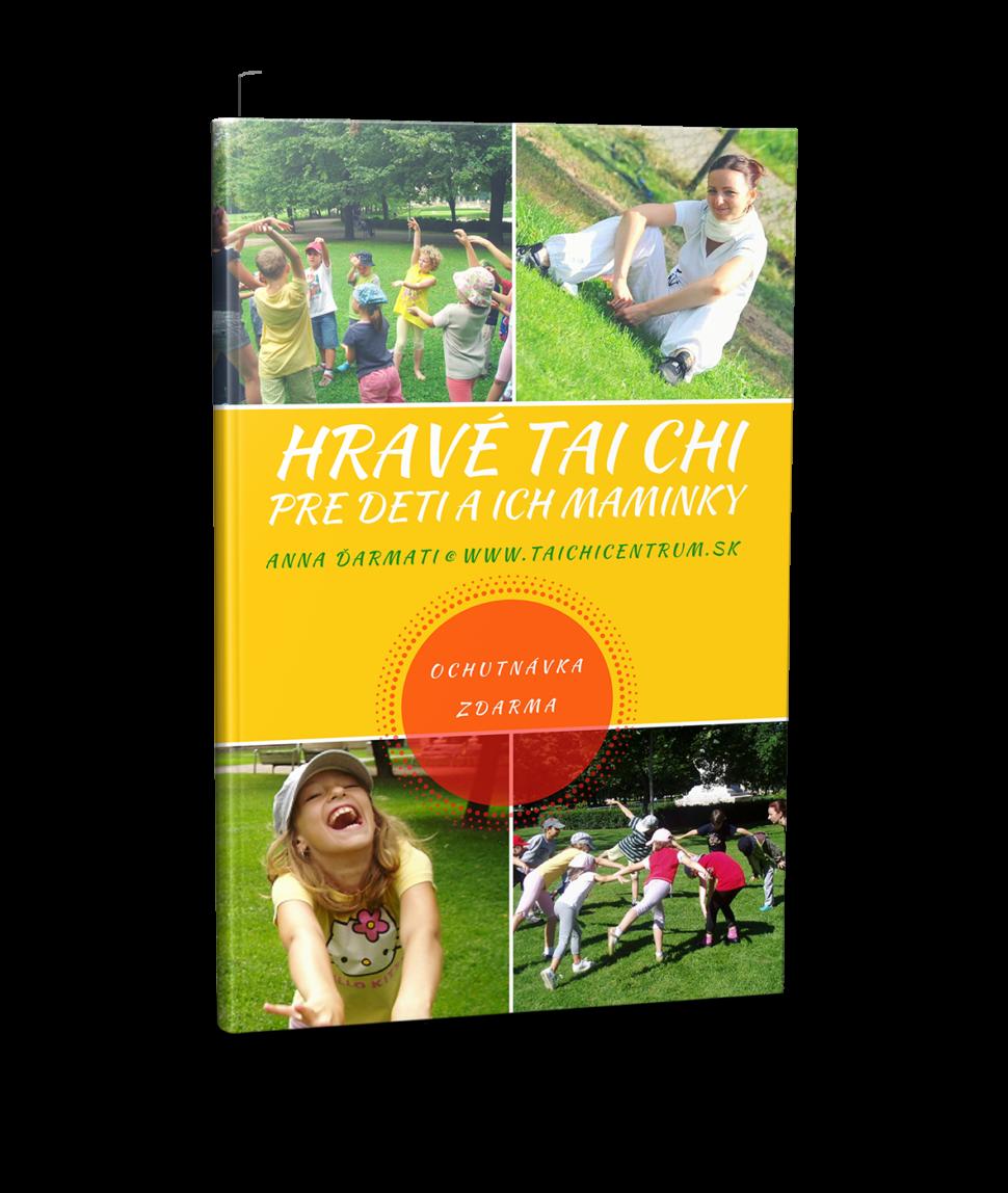 Titulna stranka e-booku Ochutnavky hraveho tai chi